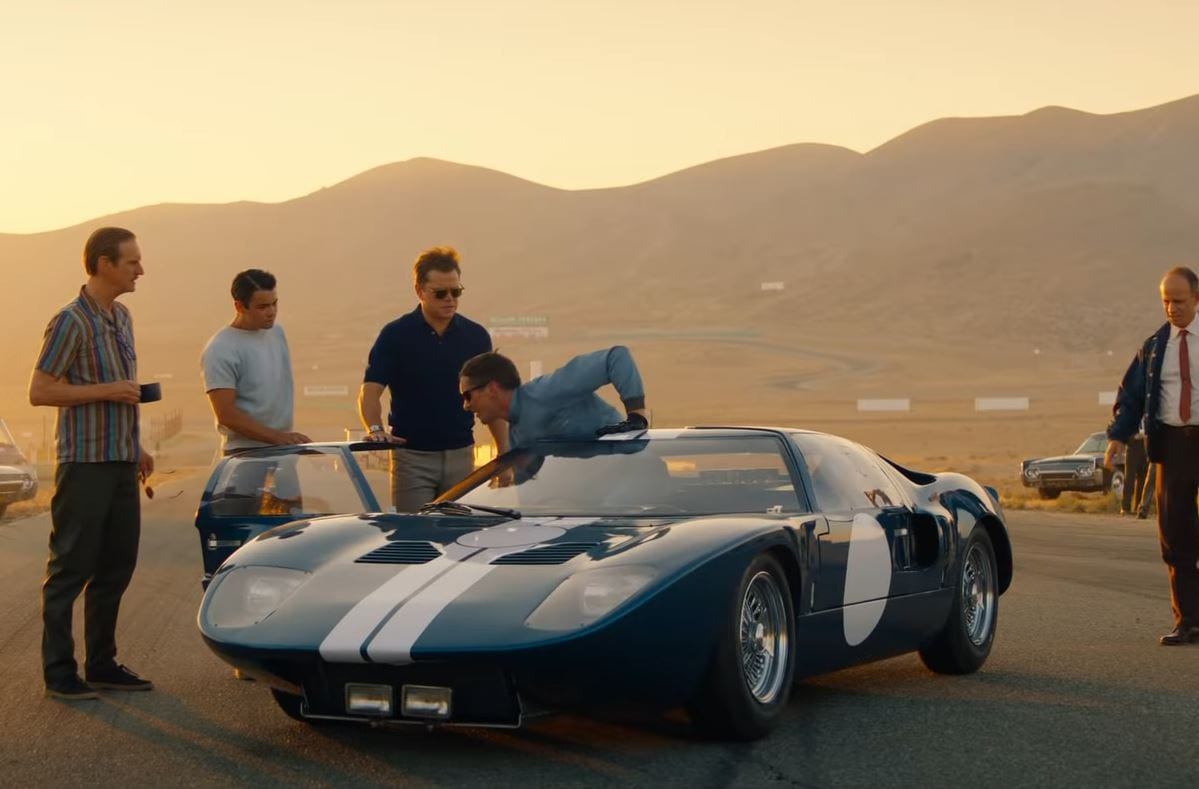 Movie Review Ford V Ferrari Be The Movie See The Movie
